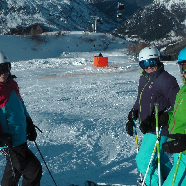 BASS Chamonix Staff Training