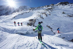 BASS Chamonix Kids Off Piste Course