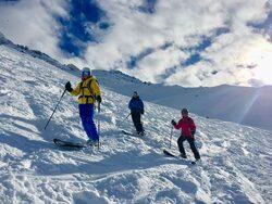 BASS Chamonix Off Piste Ski Courses