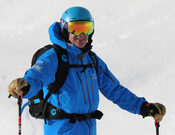 Derek Tate, Ski Instructor, BASS Chamonix